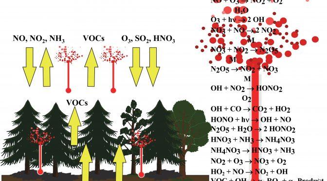 atmospheric chemistry © Nicole Mölders